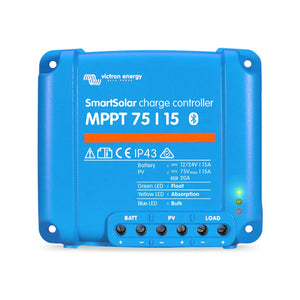 Victron Smart Solar MPPT Charge Controller 75/15