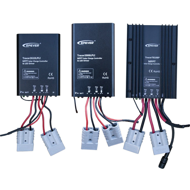 Tracer MPPT Solar Charge Controllers 10A- 40A