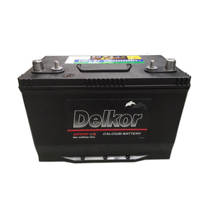 Delkor 100ah Calcium Battery