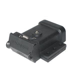 Genuine Trailer Vision 50 Amp Exterior Connector Cover Assembly - Exterior Mounting Block