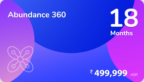 Abundance 360, in 18 Months (A Complete Package of Health, Relationships, Finance & Super Success)