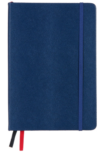 A5 Hardcover LINED Notebook Journal, Medium Ruled