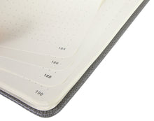 A5 Hardcover DOT GRID Notebook Journal, Medium Dotted