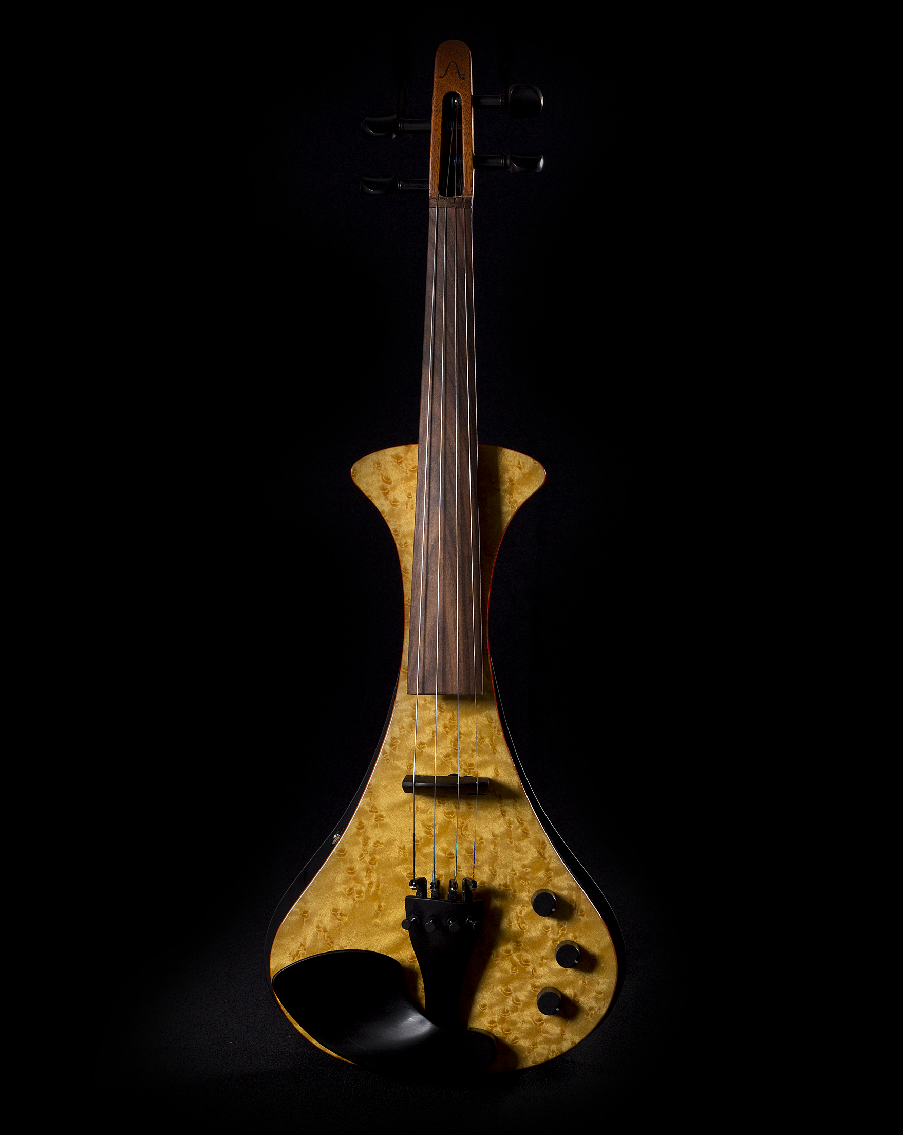 Aurora Wood Electric Violin
