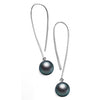 B&W Edged Earrings 03