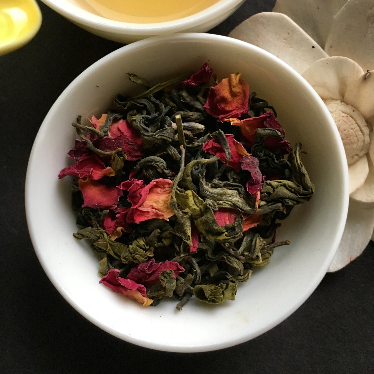 Lavender Rose Green Tea