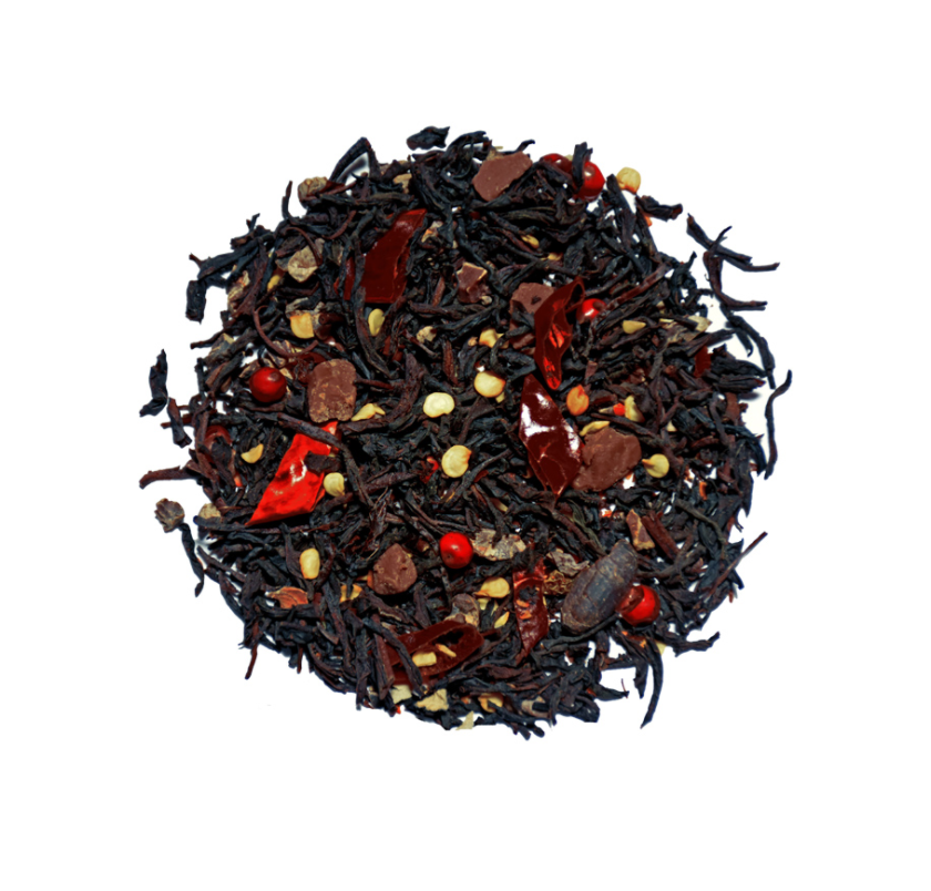 Red Chilli Black Tea with Indian Spices