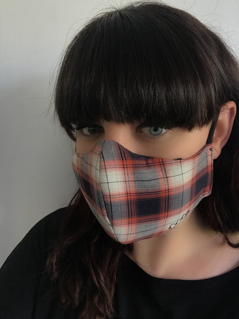 Face Mask - Fitted Style