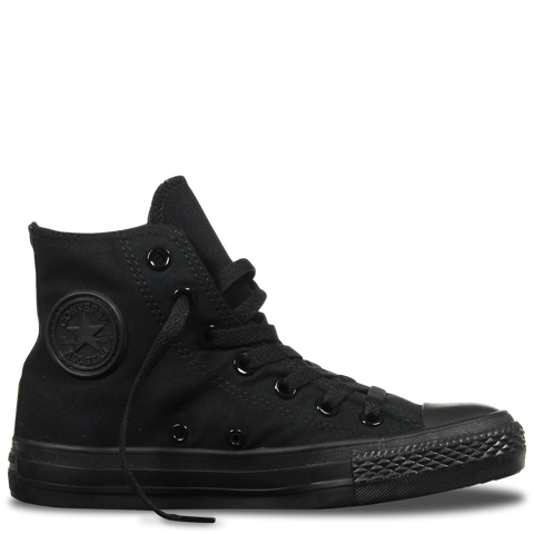 Aquarius Zodiac Custom Converse Black