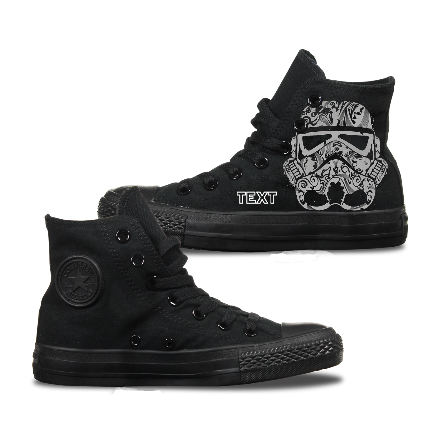 Star Wars Custom Converse
