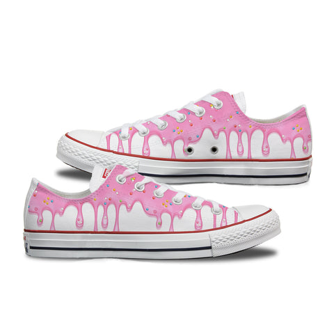 Cake Frosting Custom Converse