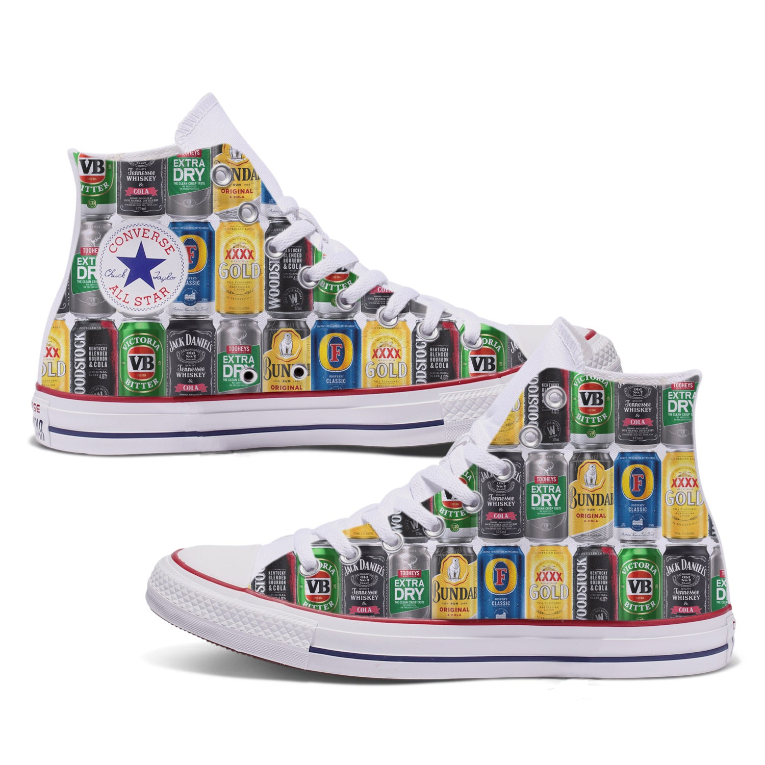 Coldies Custom Converse