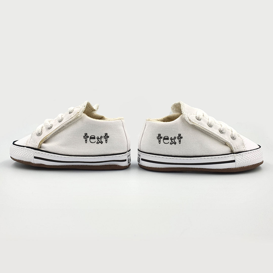 Newborn Baby Converse Shoes