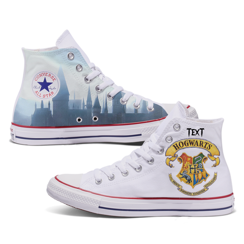 Harry Potter Custom Converse