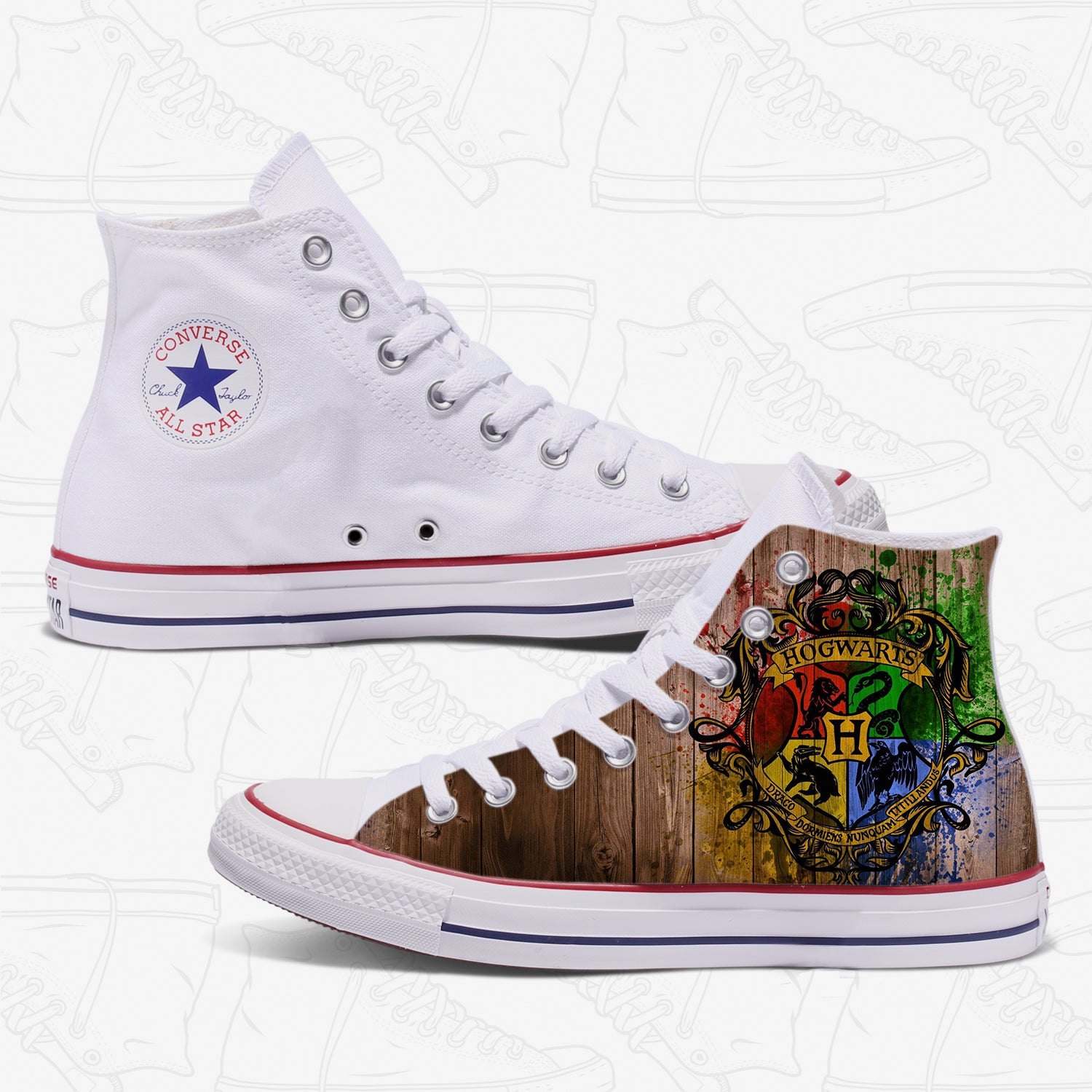 2harry potter converse