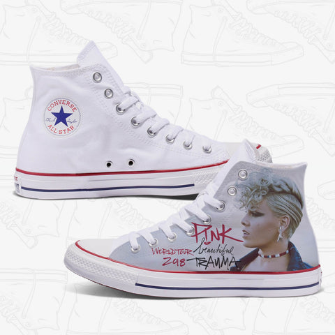 Bad Gal RiRi Custom Converse