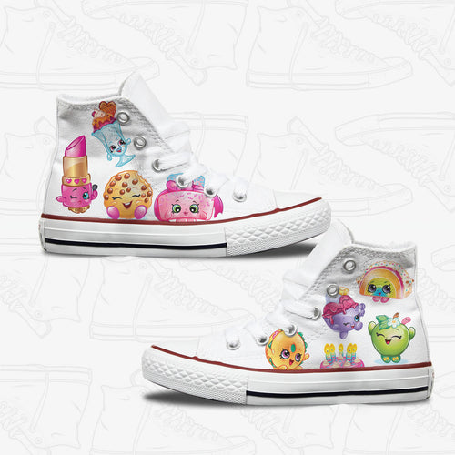 Shopkins Kids Converse