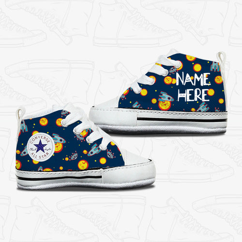 Baby Blast Off Infant Converse Shoes