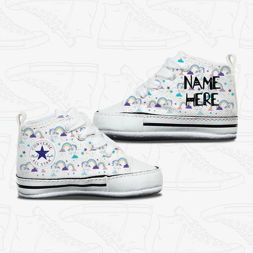 d7ea2a28546d Custom Infant Converse - Personalised Baby Gifts – Bump Shoes