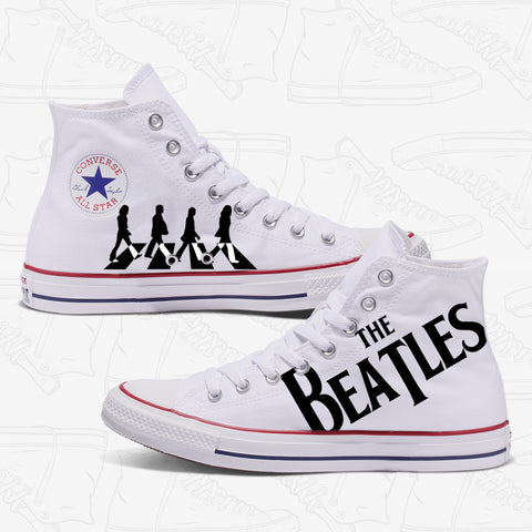 AC/DC Custom Converse Shoes