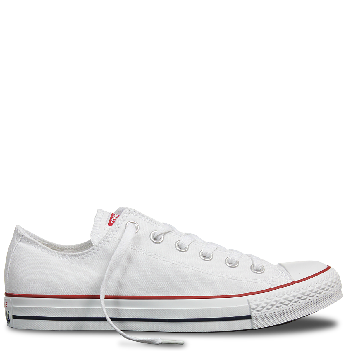 Low Top Converse Chuck Taylor Adult Shoe - Classic White – Bump Shoes 56763ee4d0c0