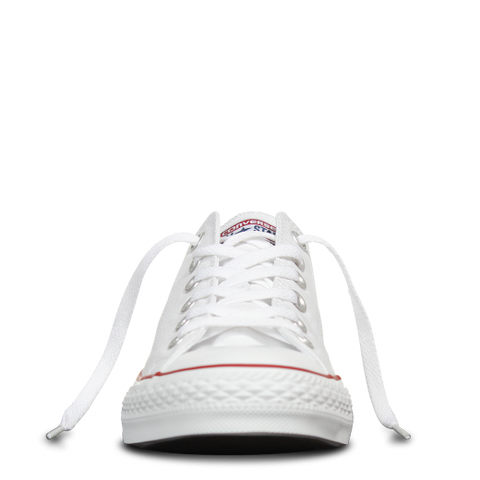 Low Top Custom Converse Chuck Taylor - Classic White - panel 4