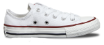 Low Top Custom Converse Chuck Taylor Youth Shoe - Classic White - panel 4
