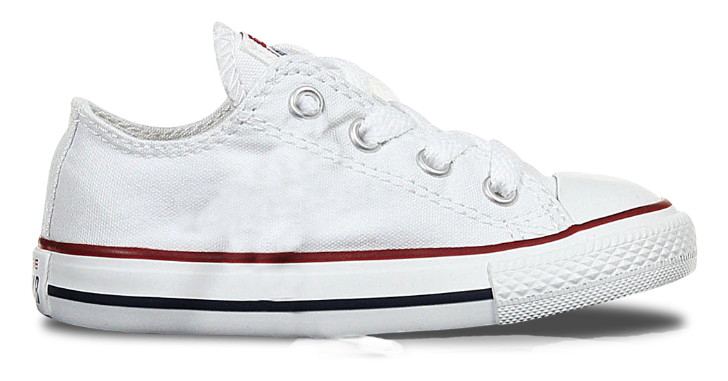 Low Top Custom Converse Chuck Taylor Toddler Shoe - Classic White
