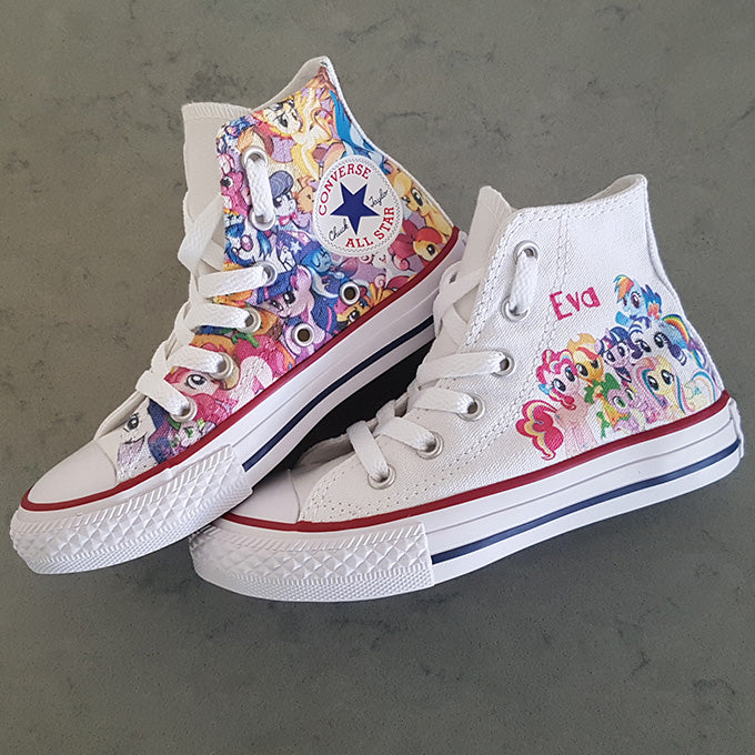 My Little Pony Kids Converse