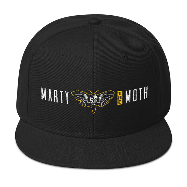Snapback Hat | Marty The Moth