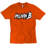 3D Ruff Logo T (Orange)