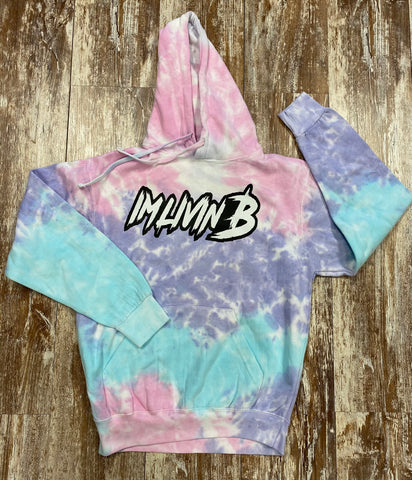 Men's Cotton Candy Tye Die Hoody