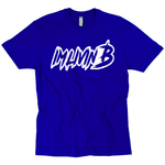 Ruff Logo T (Royal)
