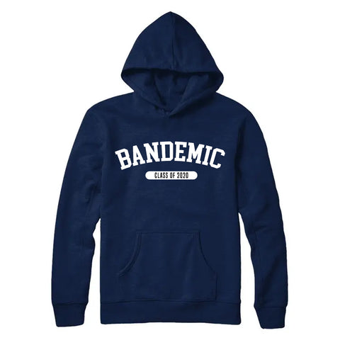BANDEMIC Class of 2020 Hoody (Navy)