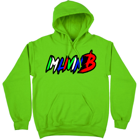 Enormous Hoody (Lime)