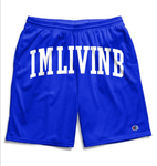 Marathon Mesh Shorts (Royal)