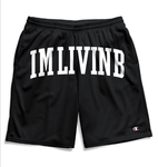 Marathon Mesh Shorts (Black)