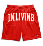 Marathon Mesh Shorts (Red)