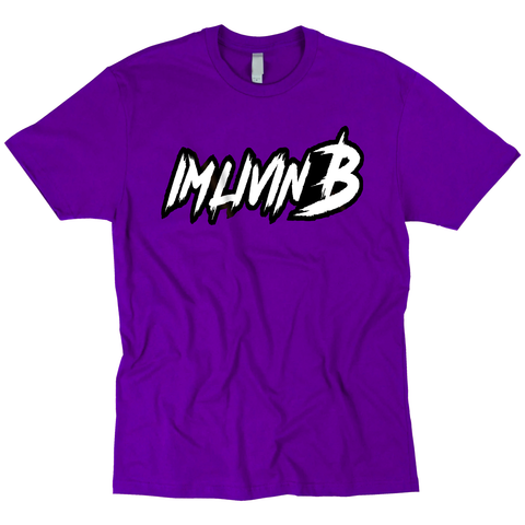 Sale 3D Ruff Logo T (Purple)