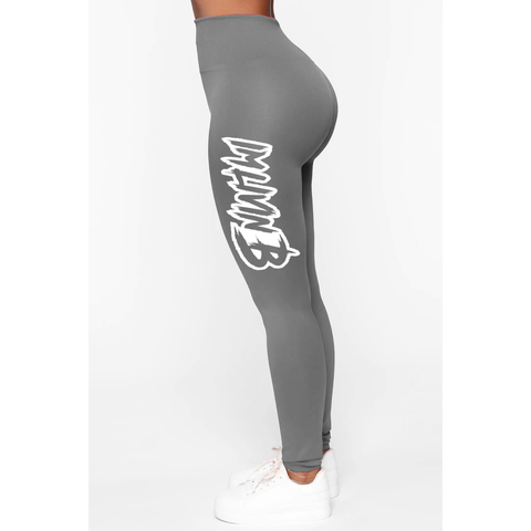 Leggings (Heather Grey)