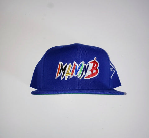 Enormous SnapBack(Royal)