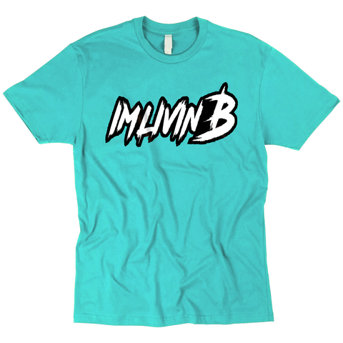 3D Ruff Logo T (Turquoise)