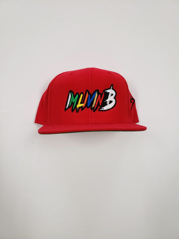 Enormous SnapBack(Red)