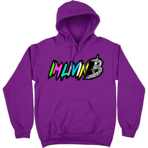 Enormous Hoody (Magenta Purple)