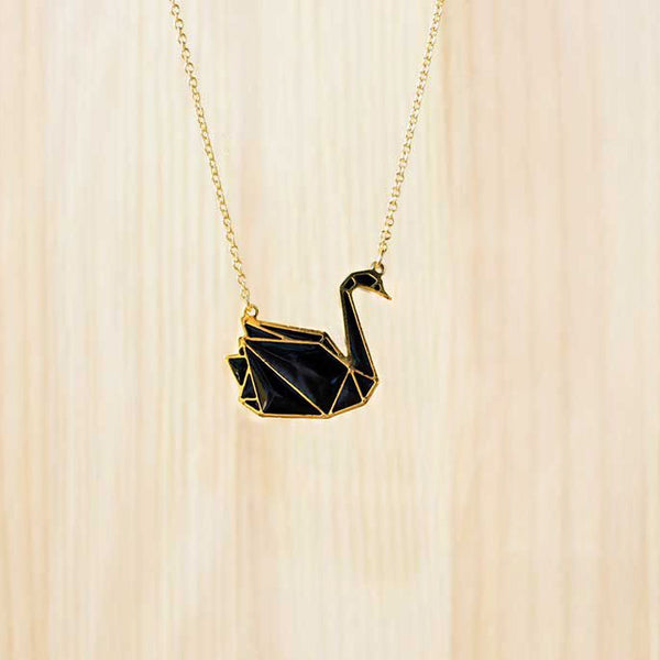 Hug A Porcupine Necklace – Swan