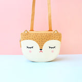 Polkaros Two-Way Bag - Cat