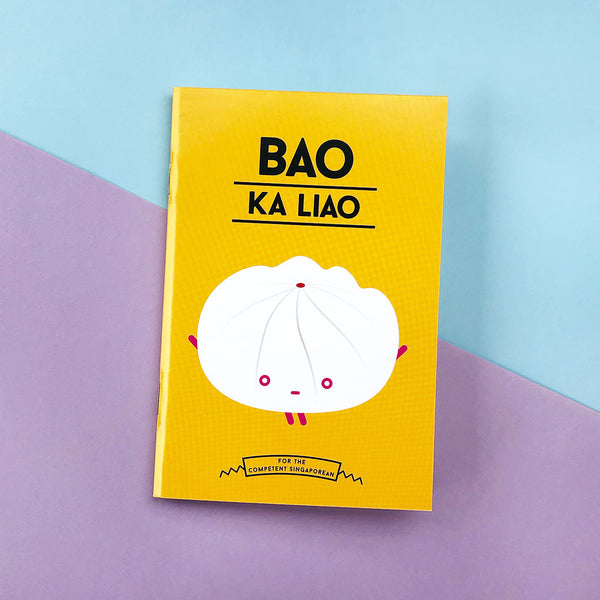 Strangely Singaporean Notebook – Bao Ka Liao