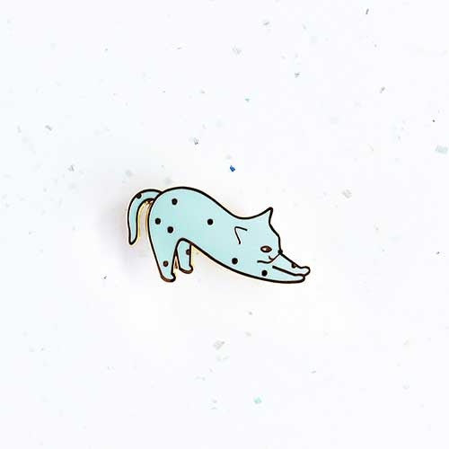 Audrey Jeanne Pin – Blue Cat