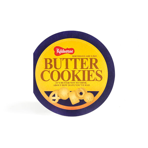 Birthday – Butter Cookies