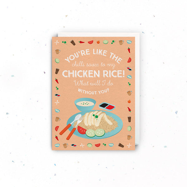 Love or Friendship – Chicken Rice